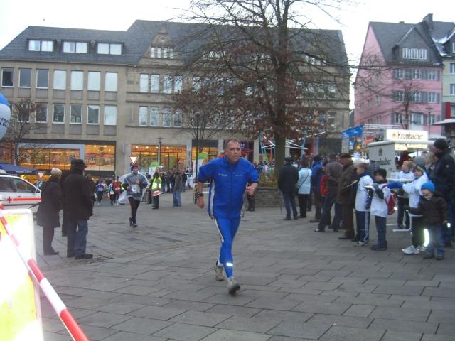 3. Siegener Oberstadtlauf am 24.11.2008