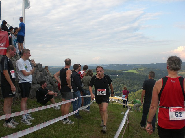 Malberglauf in Hausen/Wied am 13.08.2010
